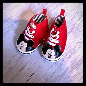 Mickey Mouse shoes- Never worn